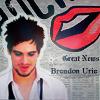 foxxxywishes: Kiss: Brendon