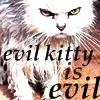 wyntereyez: General - Evil Kitty