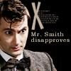 Tiptoe39: disapproval - Ten