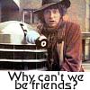 Four Dalek friends