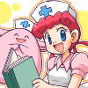 Nurse Joy & Chansey / Pokemon