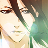朽木 白哉  ✿  Kuchiki Byakuya: speak