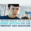 Berzerk Button