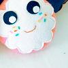 smily donut