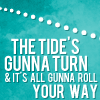 Sabrina: 9 to 5: text - the tide's gunna turn