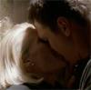 Alex Krycek: Kissing