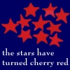 acanthaster: turned cherry red