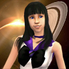 Chibi Saturn