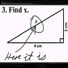 Misc: Find 'x'