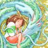 spirited away   sleeping dragons