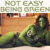 not easy green