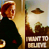 The X Files Stillness Icon Challenge