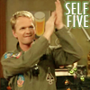 himym: self five