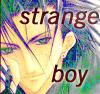 strange boy