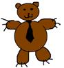 bear медведь