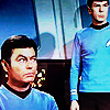 the oncoming whirlwind: tos: mcspock - eyebrow blue hues
