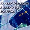 Jenova - A new soapbox