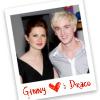 dragonsangel68: HP - Draco/Ginny Love