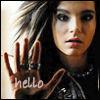 hello, goodbye my friend.: bill hello