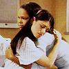 Anika: hug