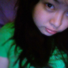 me on a green shirt