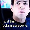 Steph: spock