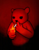 Smoking Bear