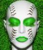 green baseball
