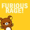 sanx: furious rageeeee