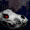 Terminator Wolf Skull