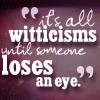 sbp // witticisms
