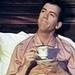 Bertie with Tea