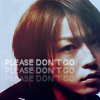kk → i can't let you go