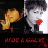 Hyde&Gackt