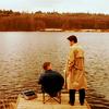 Luz: Dean/Castiel
