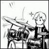 (kaito) drum solo