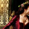 I forgot my name, and drowned.: [tudors] mistletoe & wine