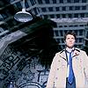 castiel ~ wings