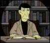 Simpsons Nimoy