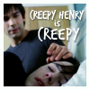 Creepy Henry (Harper's Island)