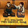 Avatar: Song Has Two Hands