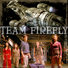 an idea is bulletproof: Firefly - team firefly
