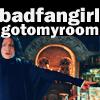 bad fan girl