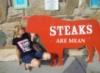 lauren, steaks