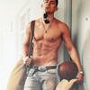 nedyah_sn: Actor - Channing Tatum (Gafas)