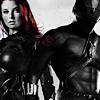 Mercy: [G.I. Joe] Snake & Scarlett