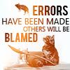 EPandora: errors