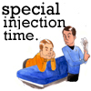 special injection time anadaptor