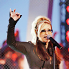 doritosaddict: [Anastacia] Simply the best black hi5