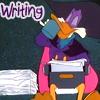 Cheezey: Darkwing Writing